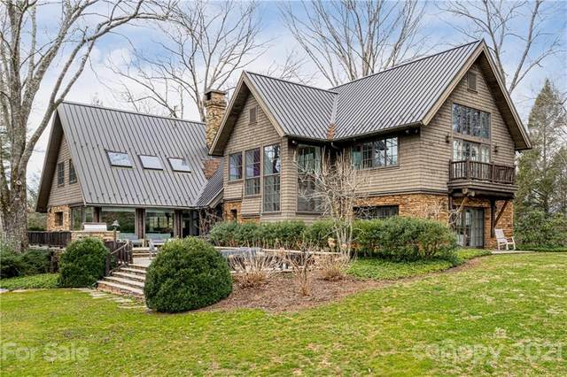 3903 Island Ford Road, Brevard, NC 28712 (#3720611) :: Odell Realty