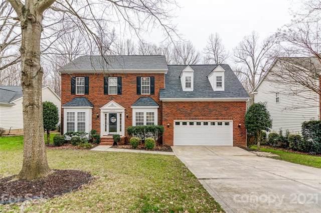 13412 Damson Drive, Huntersville, NC 28078 (#3720657) :: Caulder Realty and Land Co.