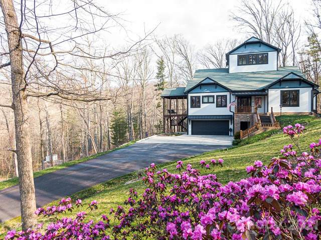 111 Rambling Ridge Road, Asheville, NC 28804 (#3720698) :: Rowena Patton's All-Star Powerhouse