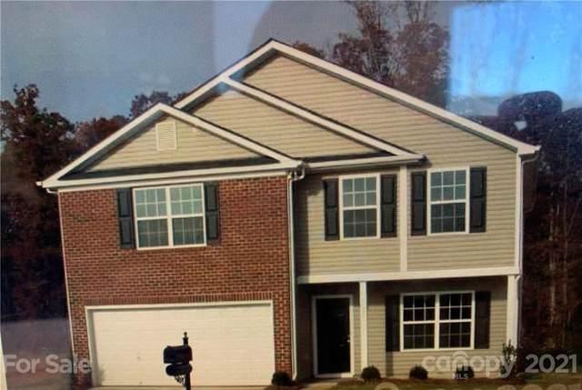 3611 Hope Marian Street, Gastonia, NC 28052 (#3720716) :: Scarlett Property Group