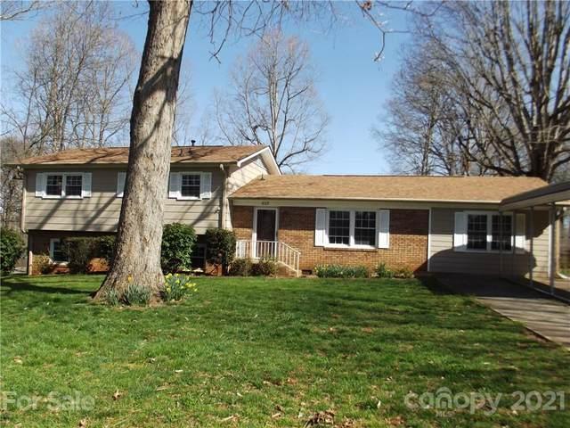 809 E 23rd Street, Newton, NC 28658 (#3720724) :: Caulder Realty and Land Co.