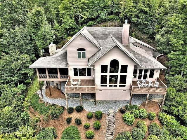 321 Summit Drive, Whittier, NC 28789 (#3720761) :: Lake Wylie Realty