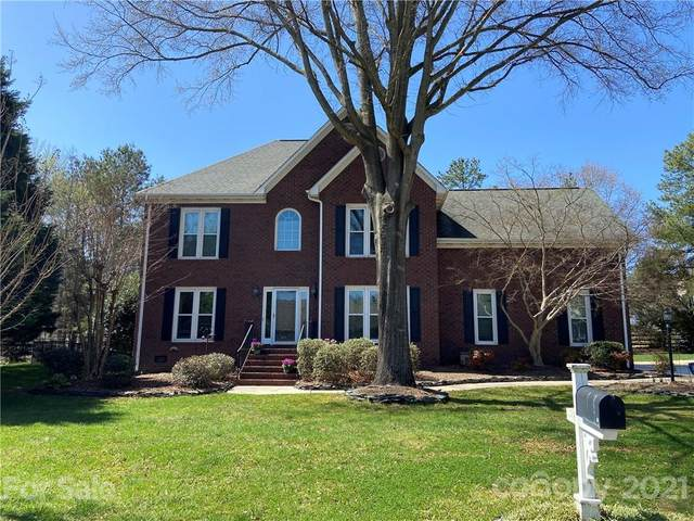 907 Cresthaven Court NW, Concord, NC 28027 (#3720817) :: Caulder Realty and Land Co.