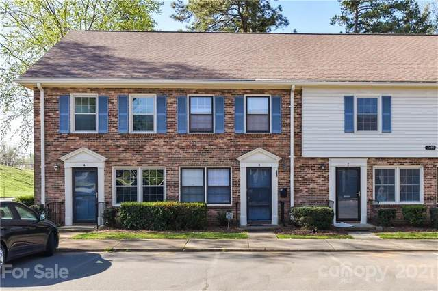 6440 Old Pineville Road A, Charlotte, NC 28217 (#3720832) :: Rowena Patton's All-Star Powerhouse