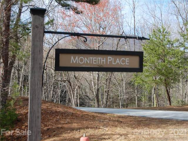 LOT 23 Monteith Place, Mill Spring, NC 28756 (#3720845) :: Premier Realty NC