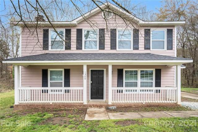 1300 Rock Knoll Drive, Charlotte, NC 28214 (#3720858) :: Carolina Real Estate Experts