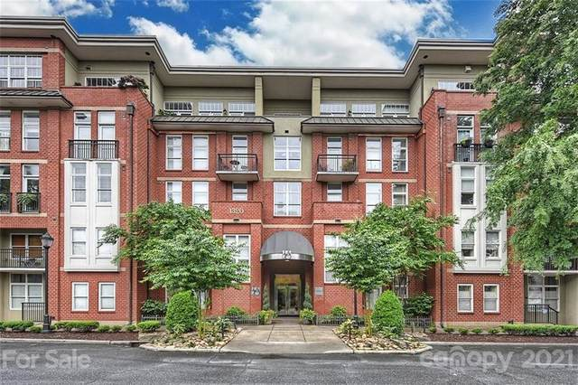1320 Fillmore Avenue #428, Charlotte, NC 28203 (#3720869) :: The Ordan Reider Group at Allen Tate