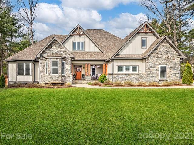 63 Still Water Lane, Fletcher, NC 28732 (#3720881) :: The Ordan Reider Group at Allen Tate