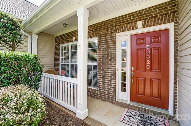 2020 Sentinel Drive, Indian Trail, NC 28079 (#3720944) :: Stephen Cooley Real Estate Group