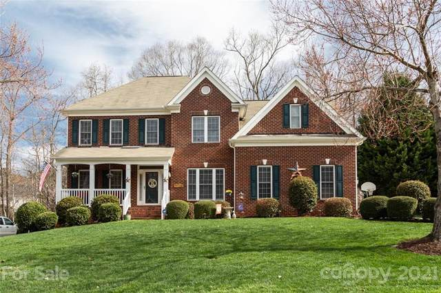 166 Laurel Glen Drive, Mooresville, NC 28115 (#3720956) :: Carolina Real Estate Experts
