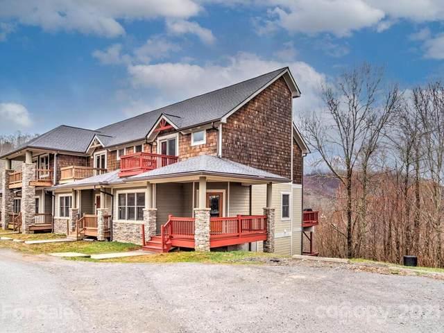 330 Vista Drive #204, Mars Hill, NC 28754 (#3720967) :: Odell Realty