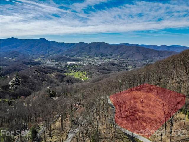 Lot 49 Weatherwatch Lane, Waynesville, NC 28786 (#3720996) :: Rowena Patton's All-Star Powerhouse