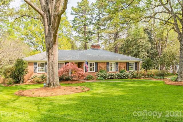 411 Nottingham Drive, Charlotte, NC 28211 (#3721042) :: The Mitchell Team