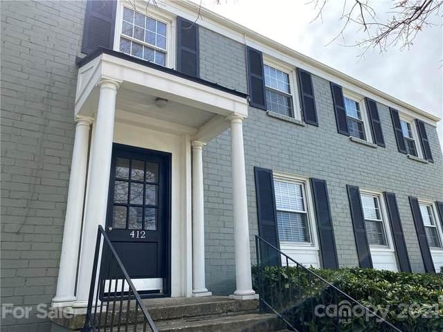 412 Wakefield Drive B, Charlotte, NC 28209 (#3721045) :: Cloninger Properties