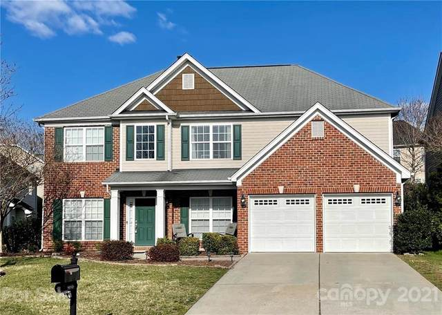 9696 Laurie Avenue, Concord, NC 28027 (#3721119) :: Caulder Realty and Land Co.