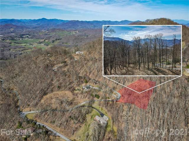 Lot 45 Weatherwatch Lane, Waynesville, NC 28786 (#3721247) :: Rowena Patton's All-Star Powerhouse