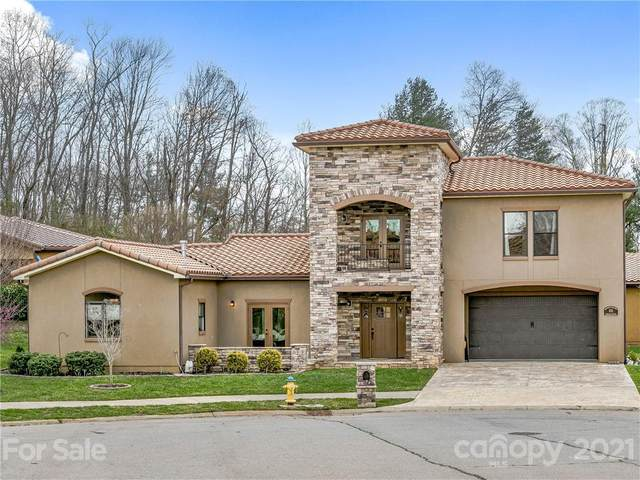 10 Verano Court, Asheville, NC 28806 (#3721371) :: Scarlett Property Group