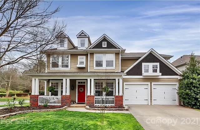 8703 Westmoreland Lake Drive, Cornelius, NC 28031 (#3721451) :: MartinGroup Properties