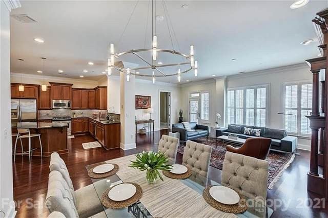 626 Queens Road #201, Charlotte, NC 28207 (#3721470) :: High Performance Real Estate Advisors