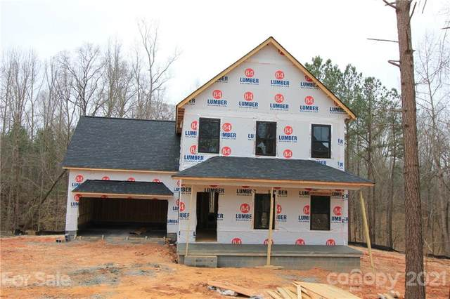 693 Luther Drive, Iron Station, NC 28080 (#3721497) :: Carver Pressley, REALTORS®