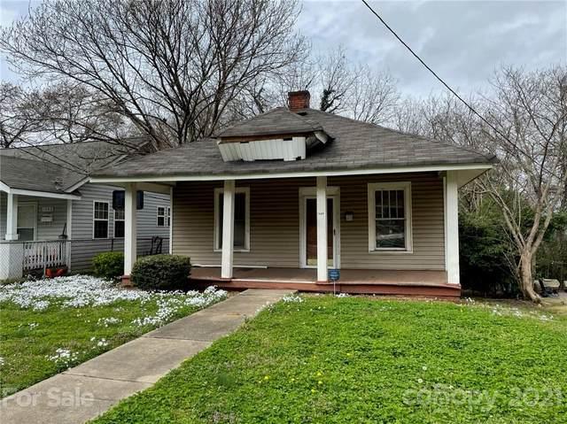 1544 Merriman Avenue, Charlotte, NC 28203 (#3721504) :: Cloninger Properties