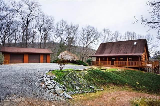 965 Crystal Creek Drive, Pisgah Forest, NC 28768 (#3721539) :: Austin Barnett Realty, LLC
