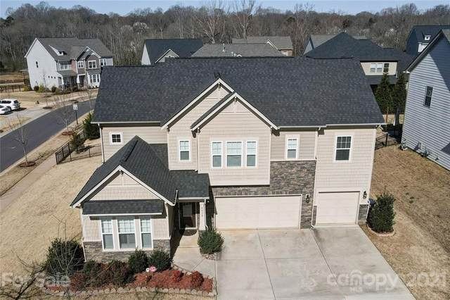 8830 Bur Lane, Huntersville, NC 28078 (#3721563) :: Lake Norman Property Advisors