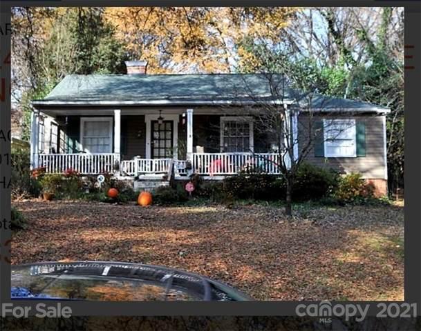 2419 Daniel Street, Charlotte, NC 28205 (#3721603) :: Scarlett Property Group