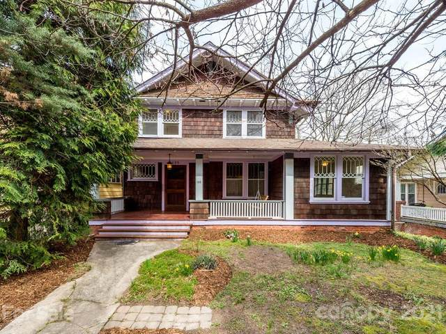 135 Flint Street, Asheville, NC 28801 (#3721702) :: Keller Williams Professionals
