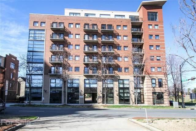 715 Church Street N #608, Charlotte, NC 28202 (#3721705) :: Carlyle Properties