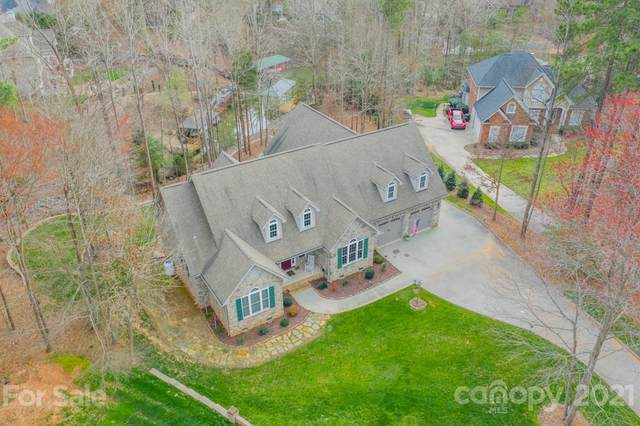119 Hawk Run Lane, Troutman, NC 28166 (#3721719) :: Premier Realty NC