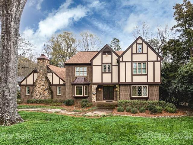 2118 Cortelyou Road, Charlotte, NC 28211 (#3721730) :: Rhonda Wood Realty Group