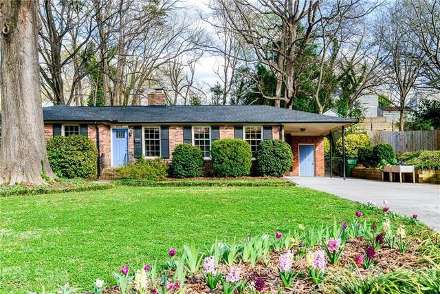 1638 Flynnwood Drive, Charlotte, NC 28205 (#3721896) :: The Snipes Team | Keller Williams Fort Mill