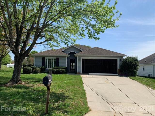 136 Winborne Drive, Mooresville, NC 28115 (#3721909) :: MartinGroup Properties