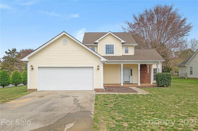 2001 Westminster Lane, Matthews, NC 28104 (#3721967) :: The Premier Team at RE/MAX Executive Realty