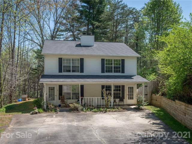 22 Rocking Porch Road 8A, Asheville, NC 28805 (#3722073) :: NC Mountain Brokers, LLC