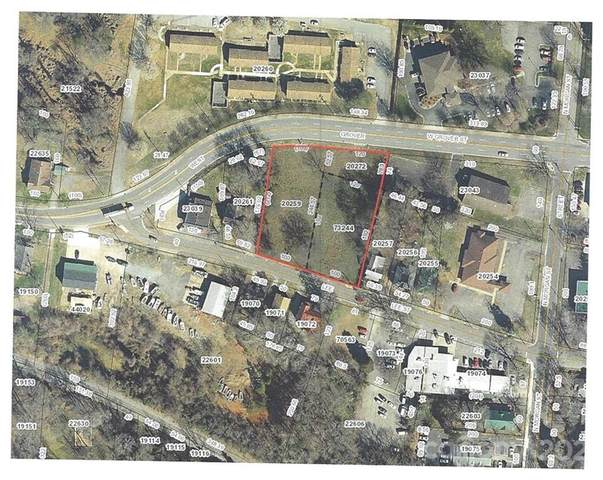 218+222 Lee Street, Shelby, NC 28150 (#3722210) :: LePage Johnson Realty Group, LLC