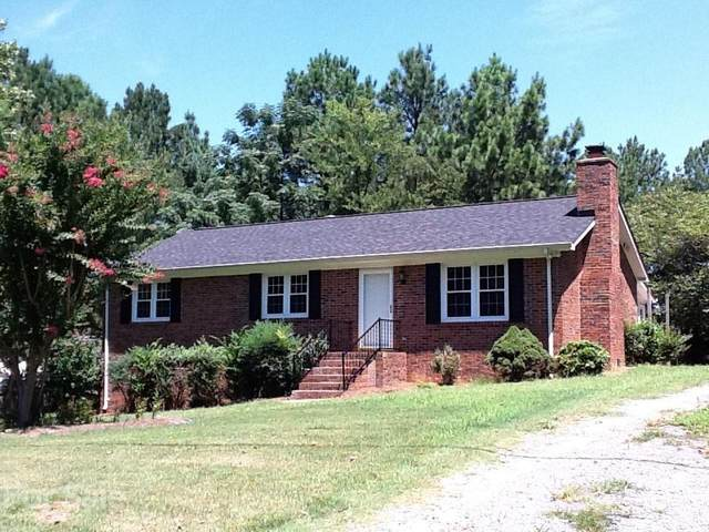 404 Maye Street, Wingate, NC 28174 (#3722362) :: High Performance Real Estate Advisors