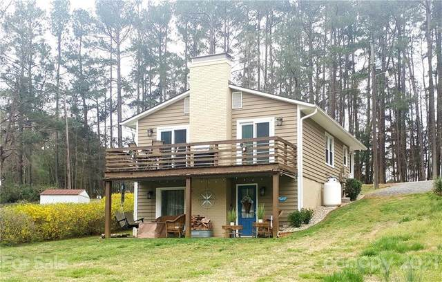 424 Fairway Shores Road, Mount Gilead, NC 27306 (#3722364) :: Bigach2Follow with Keller Williams Realty