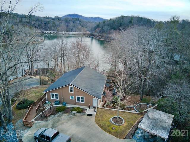 110 Gentle Winds Lane, Lake Lure, NC 28746 (#3722386) :: DK Professionals Realty Lake Lure Inc.