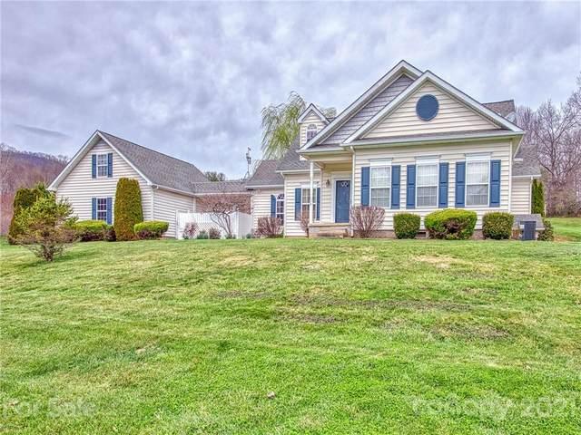 80 Dolata Lane, Waynesville, NC 28786 (#3722511) :: Keller Williams Professionals