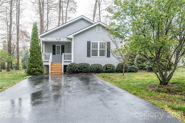 23 Victoria Springs Drive, Flat Rock, NC 28731 (#3722529) :: High Performance Real Estate Advisors