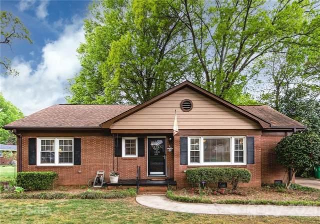 1818 Woodland Drive, Charlotte, NC 28205 (#3722682) :: The Mitchell Team