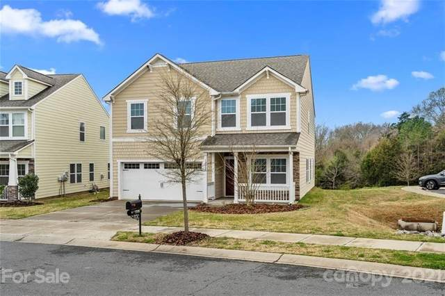 12606 Ballyliffin Drive, Pineville, NC 28134 (#3722686) :: Keller Williams South Park