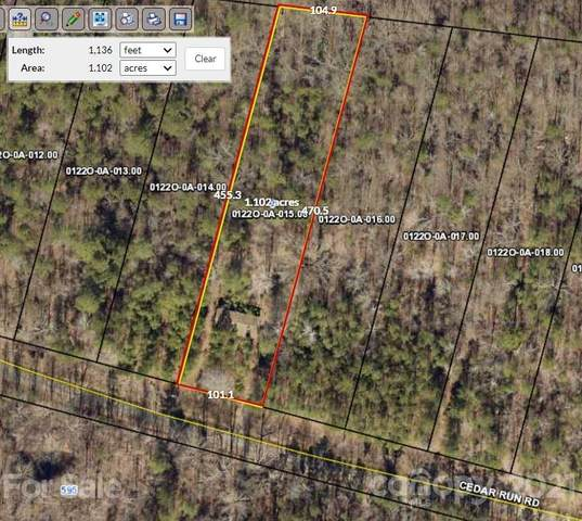 00 Cedar Run Road, Heath Springs, SC 29058 (#3722730) :: Willow Oak, REALTORS®