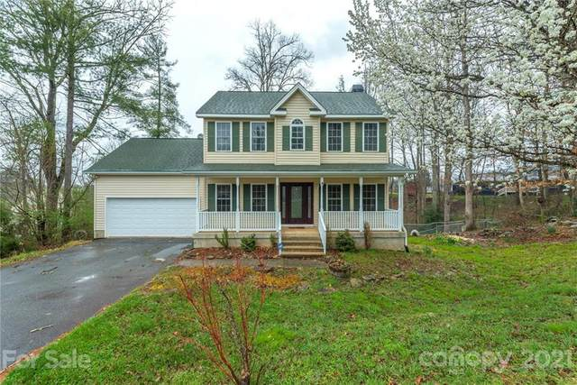 27 Pinerose Drive, Weaverville, NC 28787 (#3722771) :: MOVE Asheville Realty