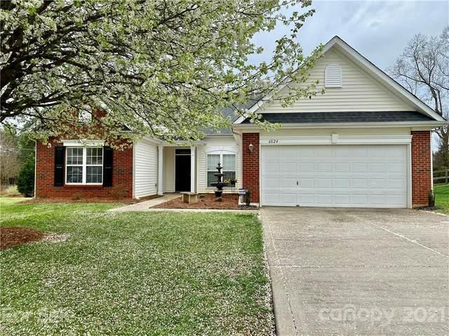 6824 Blake Brook Drive, Concord, NC 28025 (#3722791) :: High Performance Real Estate Advisors