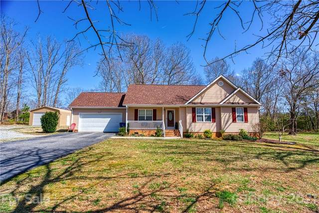 3989 Countryside Lane, Claremont, NC 28610 (#3722801) :: LKN Elite Realty Group | eXp Realty