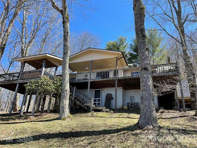 203 Lucas Lane, Mars Hill, NC 28754 (#3722990) :: NC Mountain Brokers, LLC