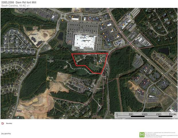 2283,2295 Dam Road, Fort Mill, SC 29708 (#3723010) :: Stephen Cooley Real Estate Group